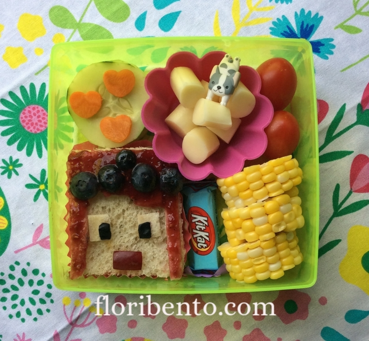 Amy Lee33 sandwich bento