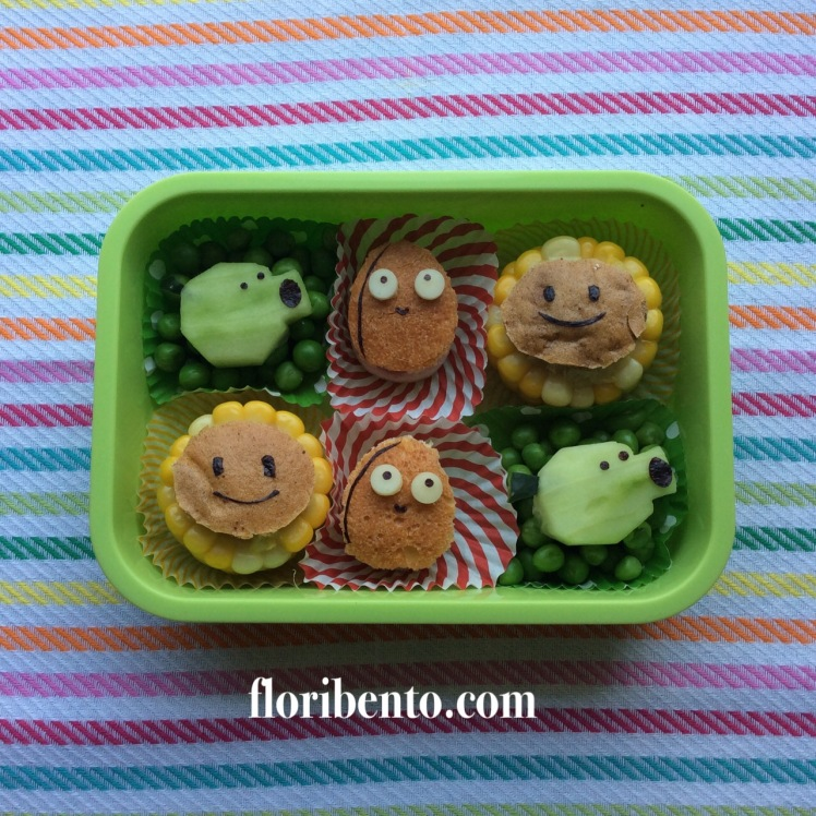 Plants vs. Zombies Snack Bento